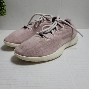 Allbirds Wool Runners Blush Pink Cream Casual Shoe